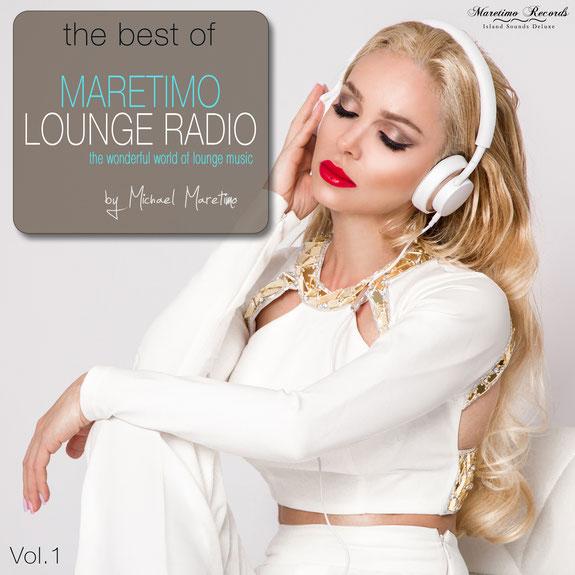 CD The Best Of Maretimo Lounge Radio Vol.1 - DJ Maretimo Records & Radio