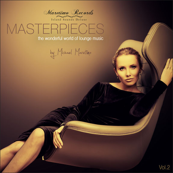 CD Maretimo Records - Masterpieces Vol.2 - DJ Maretimo Records & Radio