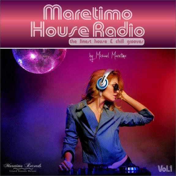 DJ Maretimo House Radio Vol.1