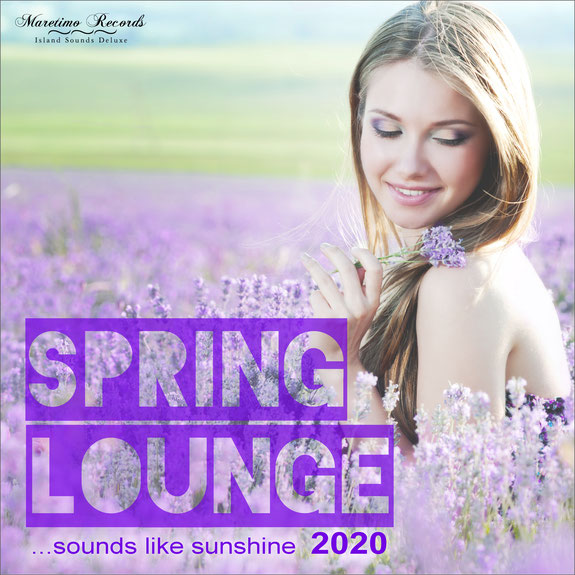 CD Spring Lounge 202 DJ Maretimo Records & Radio
