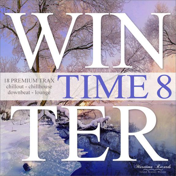CD Winter Time Vol.8 - DJ Maretimo Records & Radio