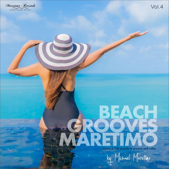 Beach Grooves Maretimo Vol.4, DJ Maretimo Records