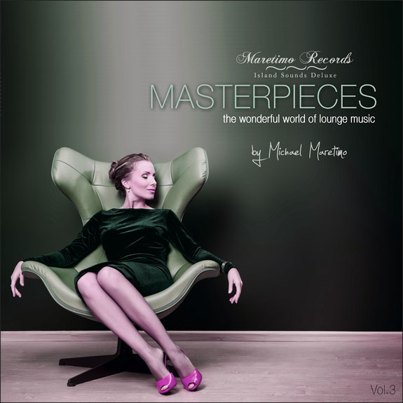 Maretimo Records - Masterpieces Vol.3 - By DJ Michael Maretimo
