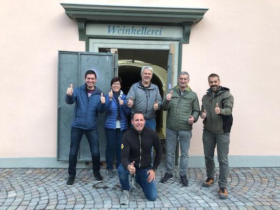 Rathauskeller Mels Crowdfunding Pinot Noir Gutschein