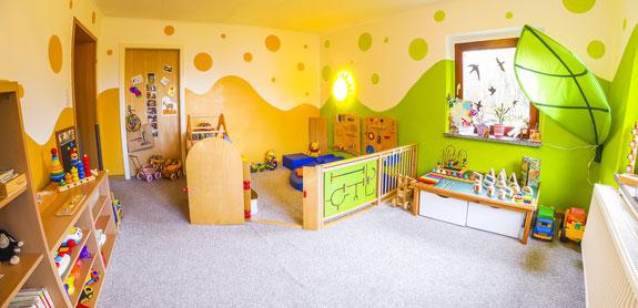 Kindertagesstätte Spielzimmer