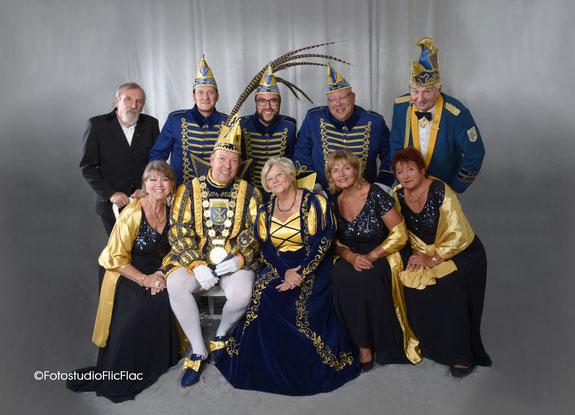 Wir haben das Prinzenpaar der Klingenstadt Solingen Sascha I. & Gudrun I. der Session 2018/2019 fotografiert.