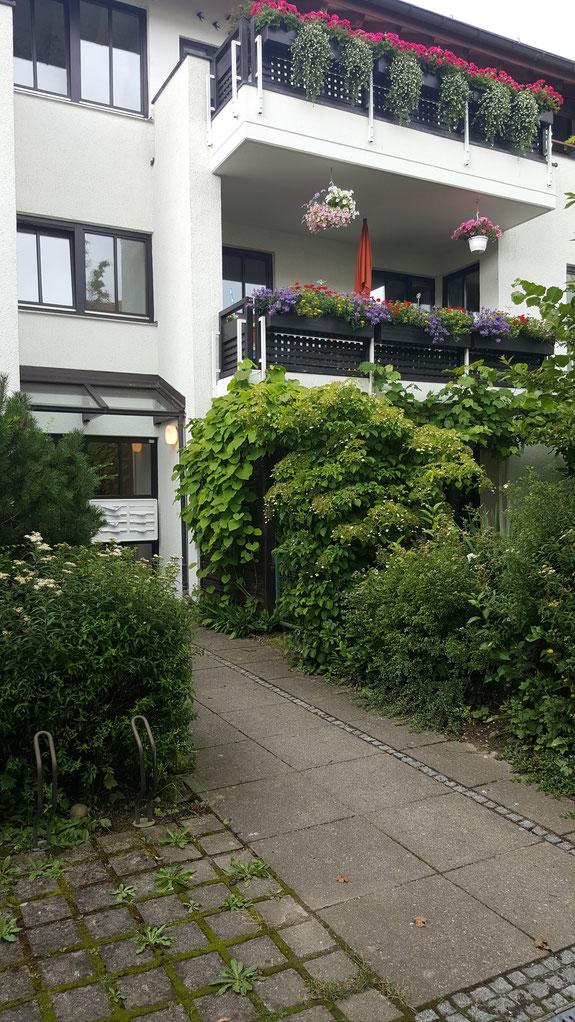 Wohnung in Unterföhring