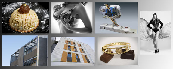 Photographe Industriel, Culinaire, Mode, Architecture, Immobilier