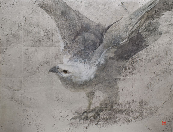 DM作品「White Bellied Sea Eagle」15号
