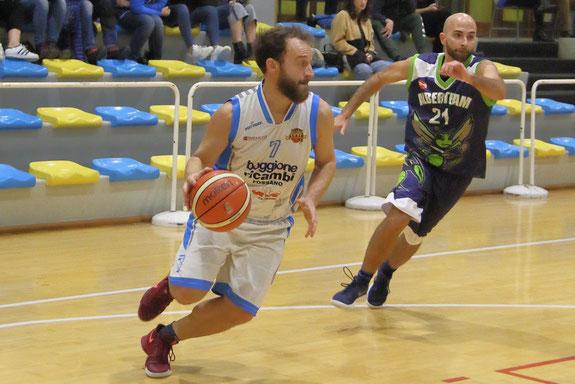 Danilo Brizio in azione in una foto di repertorio - Guido Fissolo ph.