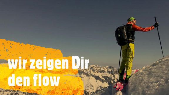 Skitourengehen, Einführungskurs,  Tipps und Tricks rund ums Skitourengehen