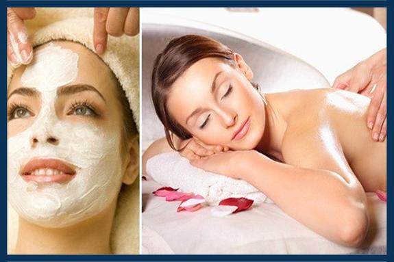 scuola di estetica torino massaggio base + pulizia del viso