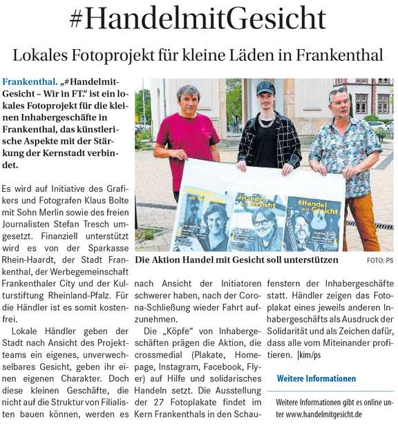 Wochenblatt Frankenthal, KW 26 (Mit freundlicher Genehmigung)