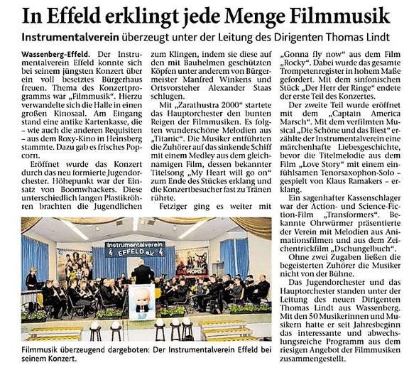 Heinsberger Zeitung - Artikel zum Vergrößern einfach anklicken.