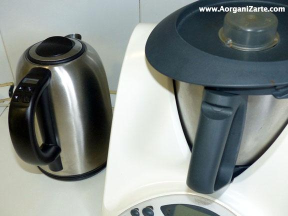 Ten todos los utensilios necesarios para preparar tus menús - AorganiZarte
