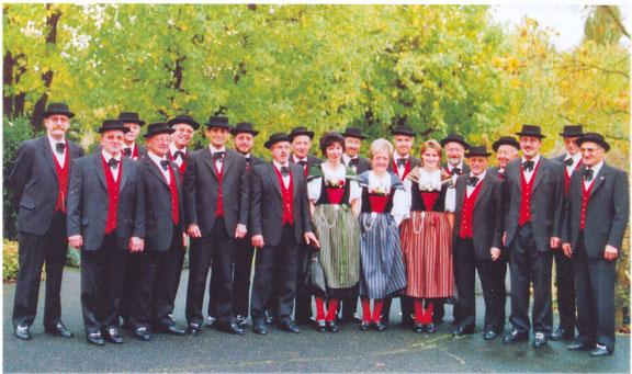 Gruppenfoto 2001
