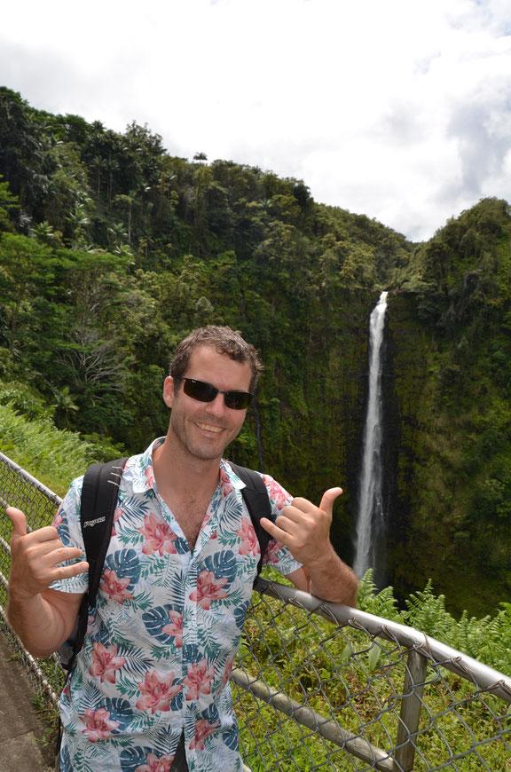 Akaka Falls - Bis Island