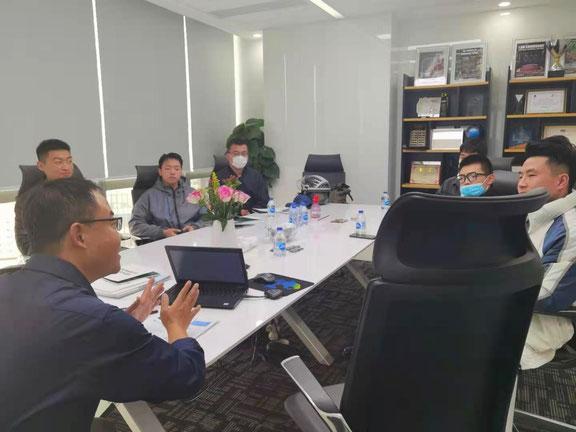 ICD北京办公室宣讲会现场