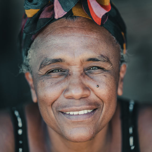 faces of namibia portrait woman
