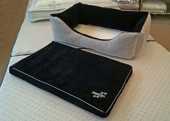 """中身のマットレスは外して、丸洗いが出来ます。 / マニペット""""Bed"""" マニフレックスのペットコレクション"""