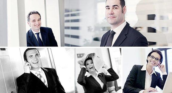 Business Portraits und Mitarbeiterfotos für Firmen in Osnabrück