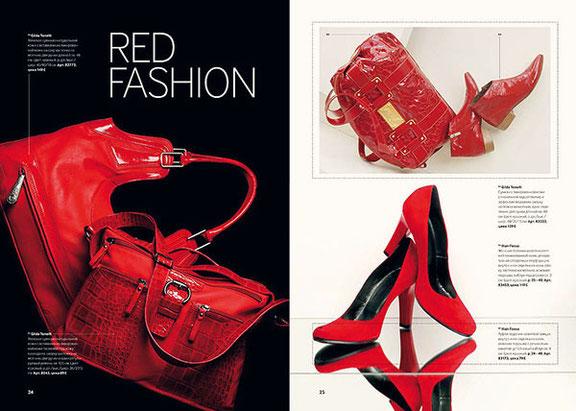 Produktfotos und Modefotografie für das Modeunternehmen Augusto
