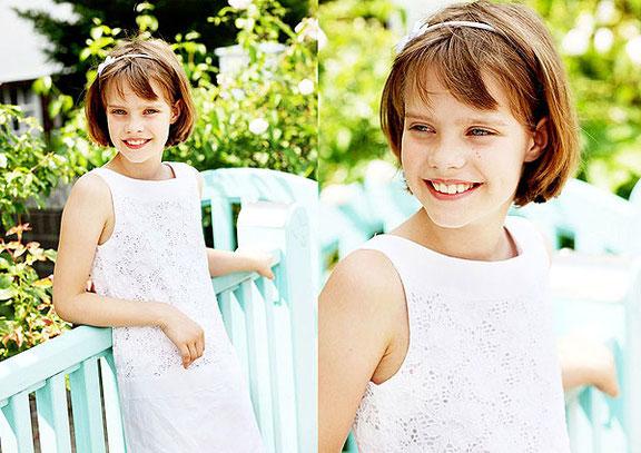 Kreative Kinderfotografie als Geschenk Gutschein