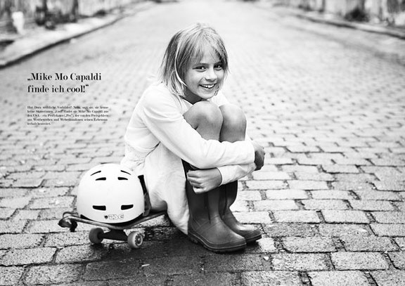 Kreative Kinderfotografie in Osnabrück vom Kinderfotografen fotografiert