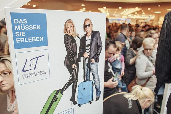 Eventfotografie für Osnabrücker Modefirma