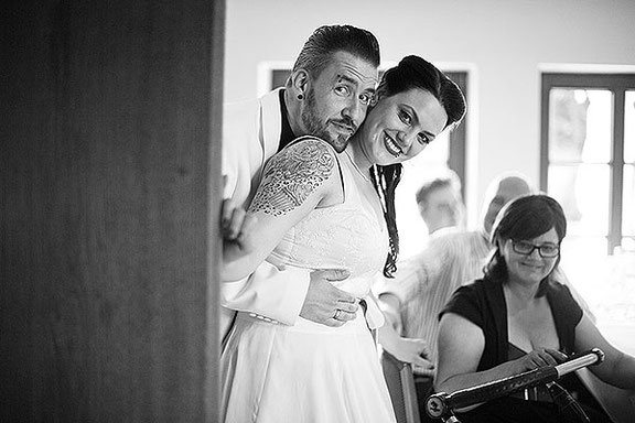 Fotograf aus Osnabrück fotografiert Hochzeitsfotos in Recke