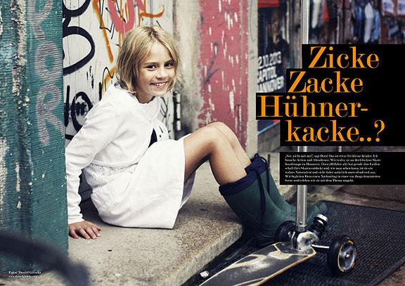 Kinder Fotoshooting vom Fotografen aus Osnabrück