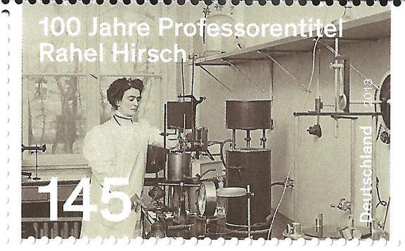 Rahel Hirsch, deutsche Briefmarke von 2013
