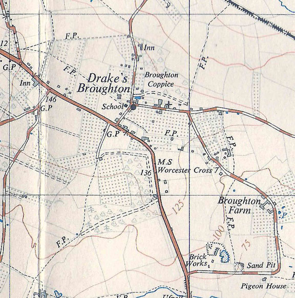Drakes Broughton in 1949