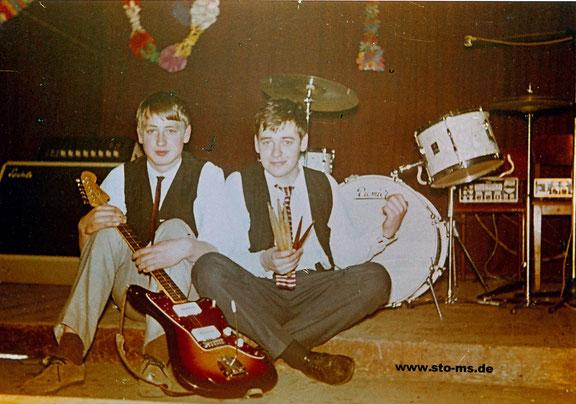 Steffi und Udo 1963