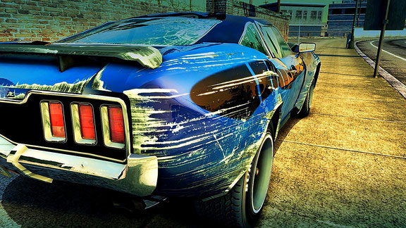 Burnout Paradise Remastered - Grafik