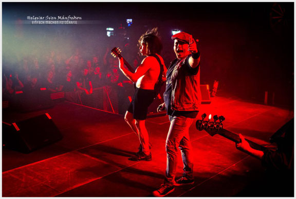 BAROCK AC/DC Tribute Rostock Hellfire Magazin
