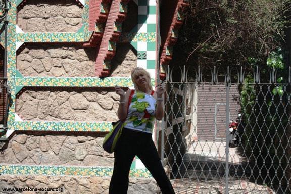 Экскурсии по шедеврам Антонио Гауди в Барселоне