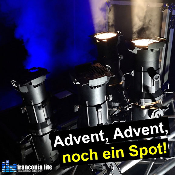 Theaterspot Adventskranz