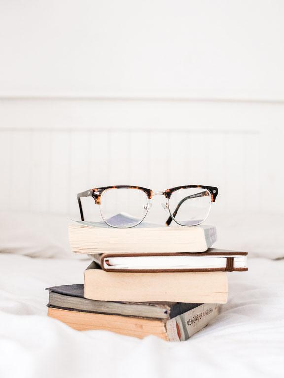 leesbril nodige kleine letters niet meer kunnen lezen