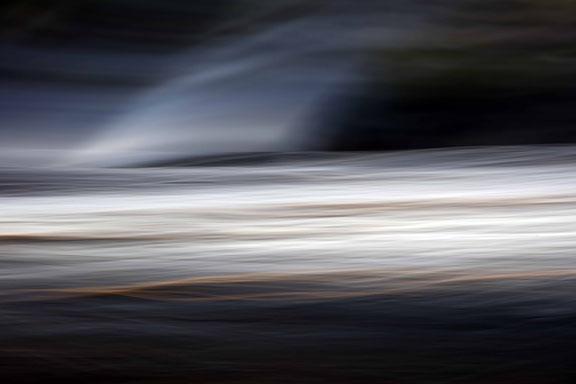 """""""Intuition"""". Photographie éditée à 7 exemplaires et 2 épreuvres d'artiste. 2019"""
