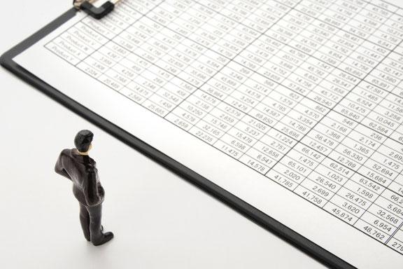 金融機関向けの経営計画書・経営改善計画書のイメージ