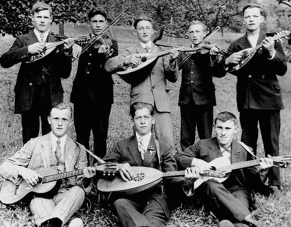 Musikverein Lautern Gründer