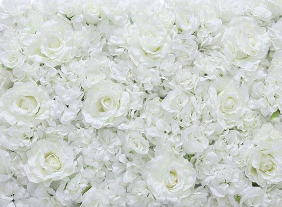 Blumenwände zum Verlieben