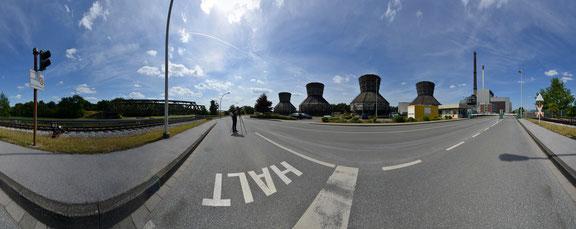 360° Panorama aus 8 Aufnahmen