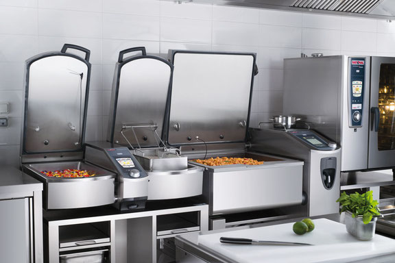 Frima-Gastrogeräte kauft man in Oberbayern bei AR-Küchentechnik