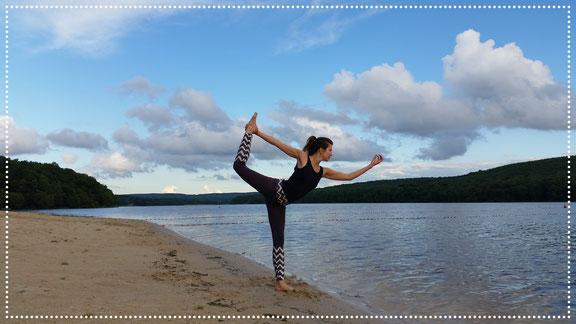 Franziska Lehmann Yogalehrerin