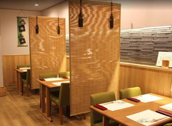 テーブル席|福井市順化で地酒が豊富な割烹・居酒屋「晩酌ちろり」