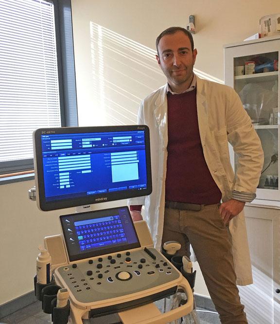 Dott. Alberto Ranieri de Caterina, Cardiologo