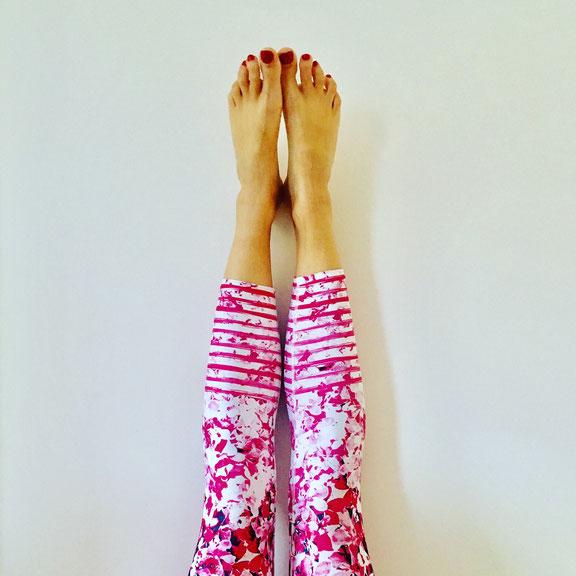 MOMasana: Viparita Karani Asana. Yoga Mama Blog MOMazing.