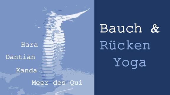 Bauch und Rücken Yoga Heidelberg, Kraftvolle Bauchmitte für einen gesunden Rücken, Rücken Yoga mit Bauchmuskelübungen aus dem Pilates, Eva Metz, Gesundheitsweg